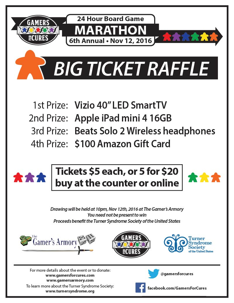 uncategorized gamers for cures 2016 gfc 800x1035 big ticket raffle flyer